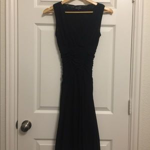 Black Ruched Cocktail Dress, fits XS - S